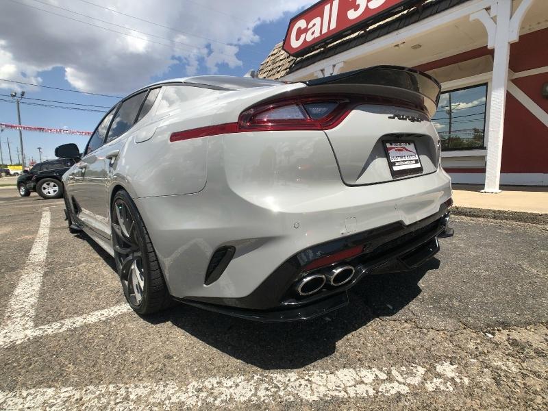 Kia Stinger 2018 price $39,995