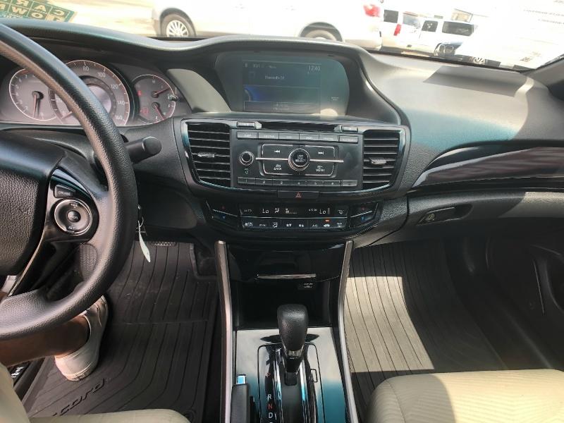Honda Accord Coupe 2017 price $9,995