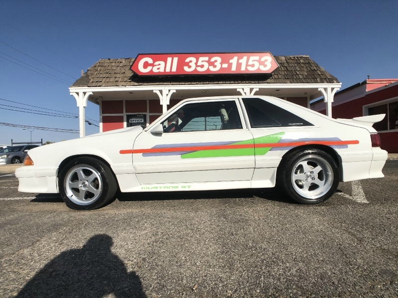 Ford Mustang 1988 price $19,995