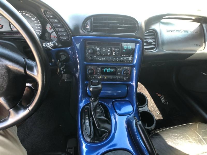 Chevrolet Corvette 2003 price $13,995