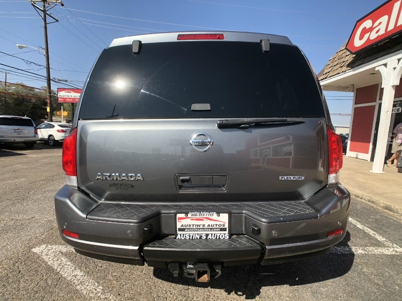 Nissan Armada 2015 price $15,995
