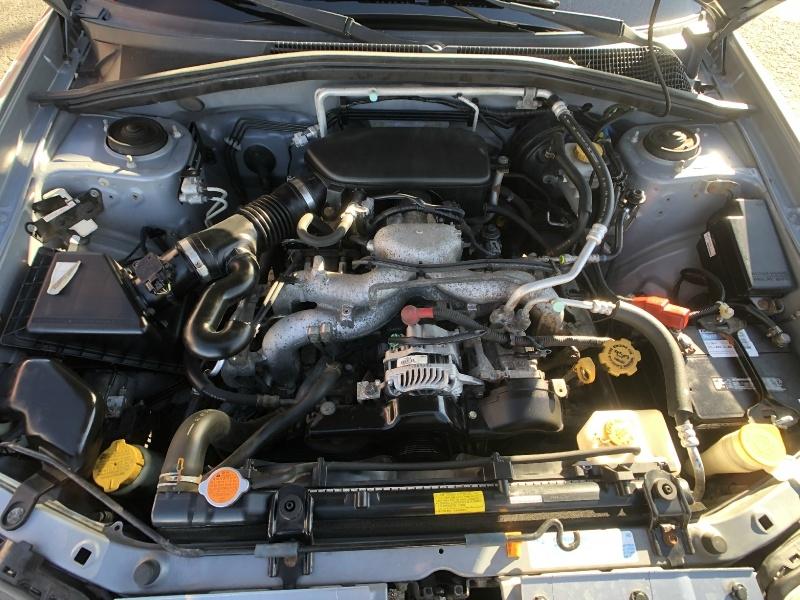 Subaru Forester (Natl) 2008 price $5,995