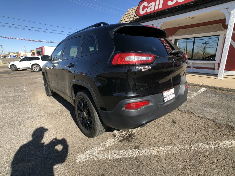 Jeep Cherokee 2014 price $12,995