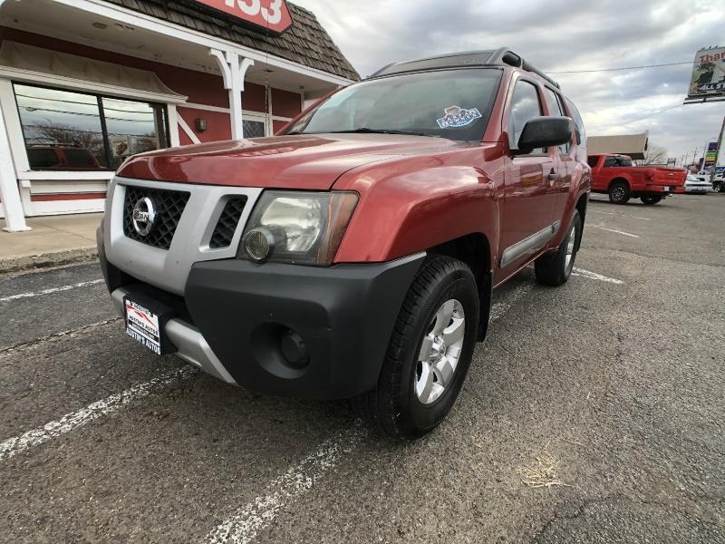 Nissan Xterra 2011 price $10,500