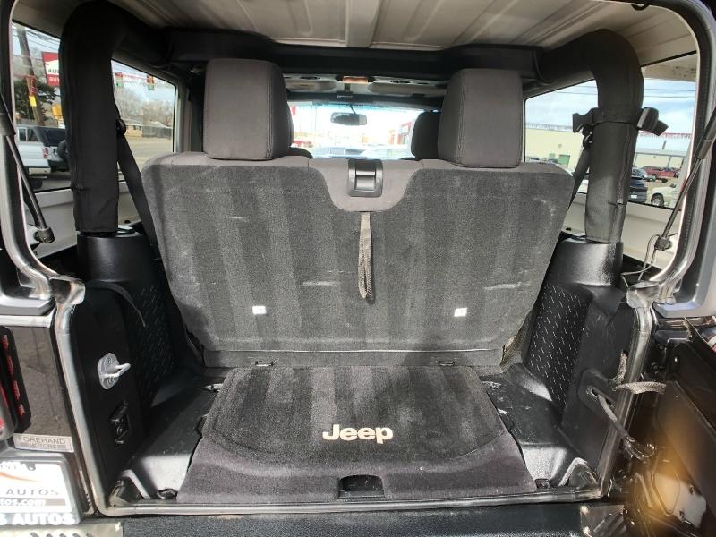 Jeep Wrangler 2013 price $20,995