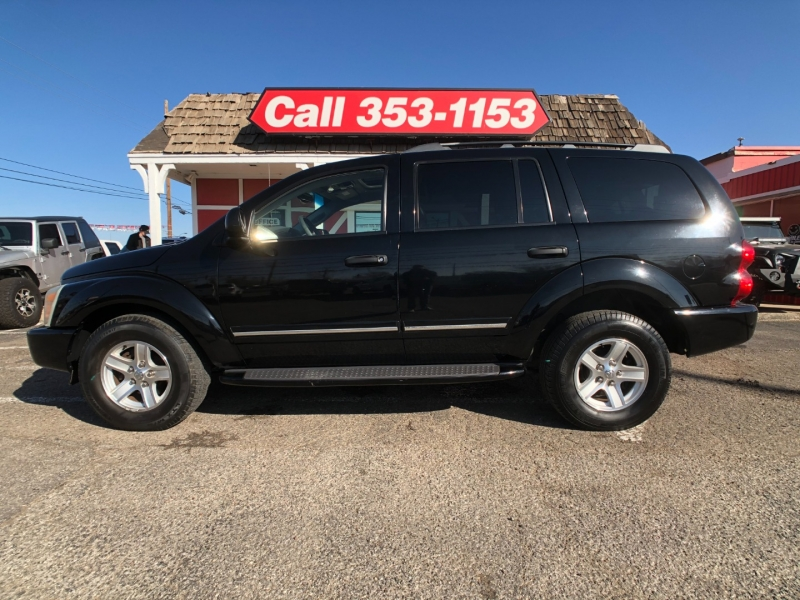 Dodge Durango 2004 price $6,995