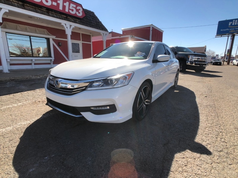 Honda Accord Sedan 2017 price $14,995