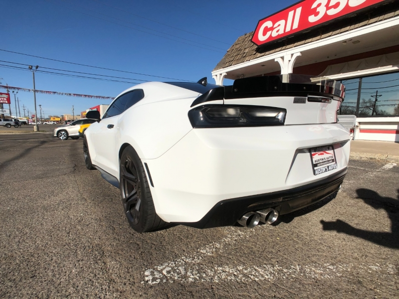 Chevrolet Camaro 2018 price $34,995