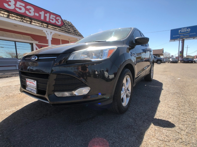 Ford Escape 2015 price $11,995