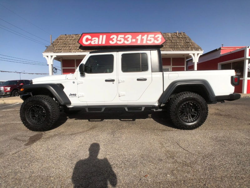 Jeep Gladiator 2020 price $44,995