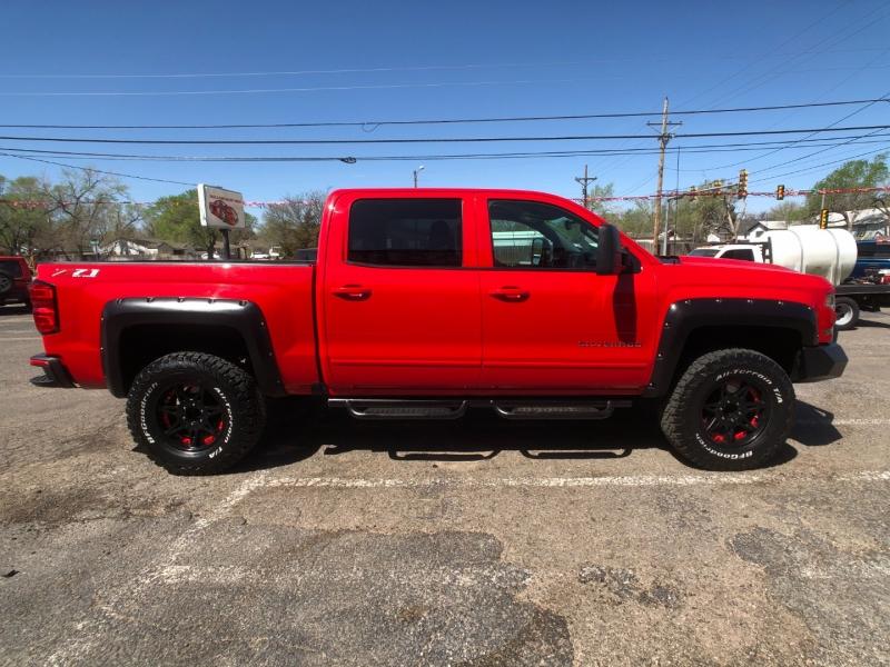 Chevrolet Silverado 1500 2018 price $41,995