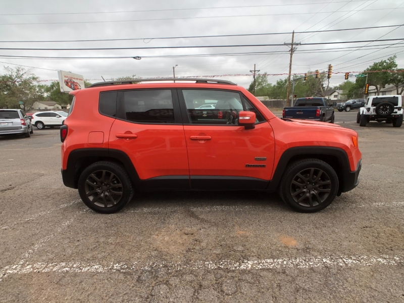 Jeep Renegade 2016 price $17,995
