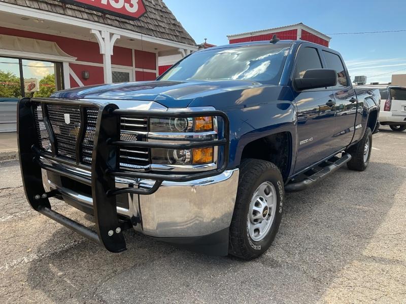 Chevrolet Silverado 2500HD 2018 price $38,995