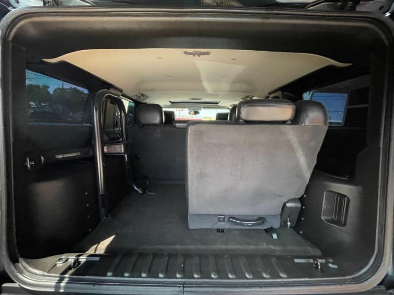 Hummer H2 2005 price $21,995