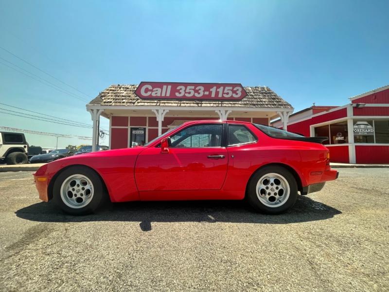 Porsche 944 1986 price $16,995