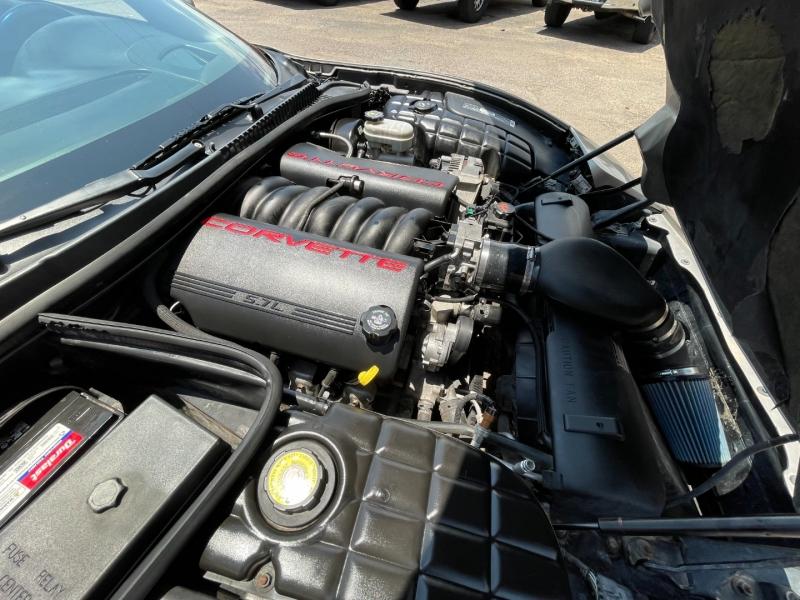 Chevrolet Corvette 2002 price $14,995