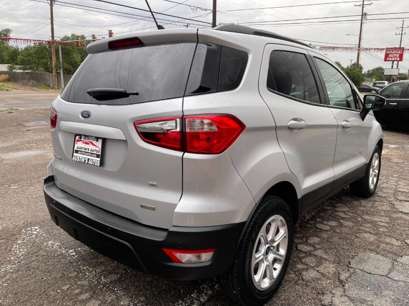 Ford EcoSport 2019 price $18,995