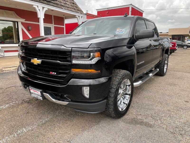 Chevrolet Silverado 1500 2017 price $39,995