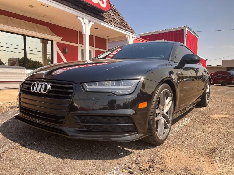 Audi A7 2016 price $33,995