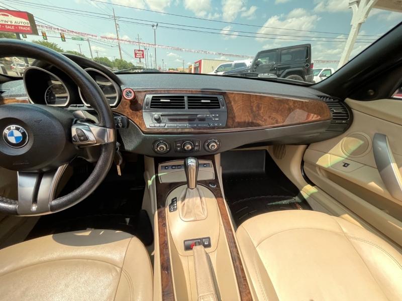 BMW Z4 2006 price $13,995