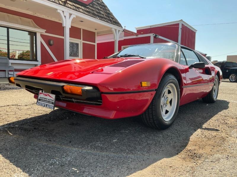 Ferrari 308 GTS 1978 price $84,995