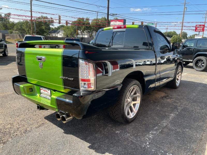 Dodge Ram SRT-10 2005 price $35,995