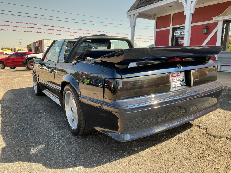 Ford Mustang 1990 price $18,995