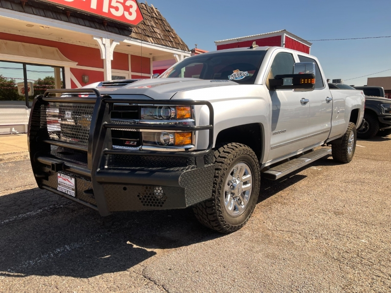 Chevrolet Silverado 3500HD 2019 price $59,995