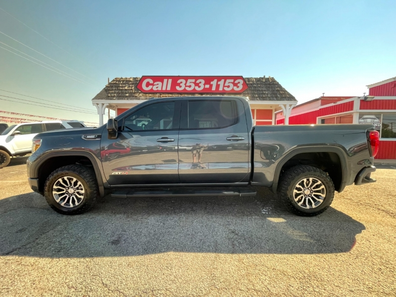 GMC Sierra 1500 2020 price $62,995