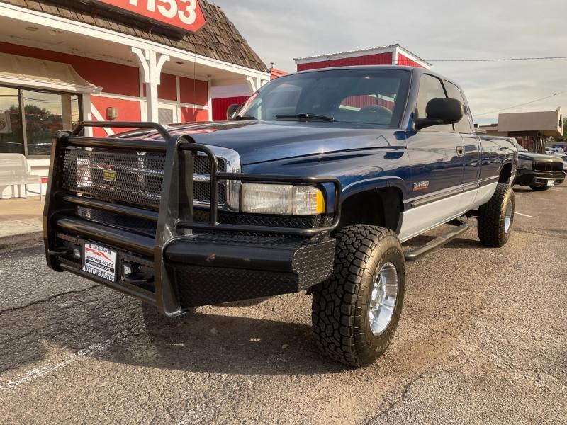 Dodge Ram 2500 2001 price $15,995