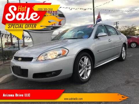 Chevrolet Impala 2013 price $6,999