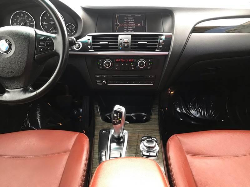 BMW X3 2012 price $11,999