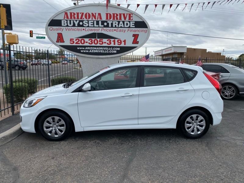 Hyundai Accent 2017 price $10,999