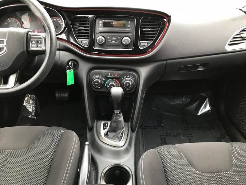 Dodge Dart 2016 price $6,999