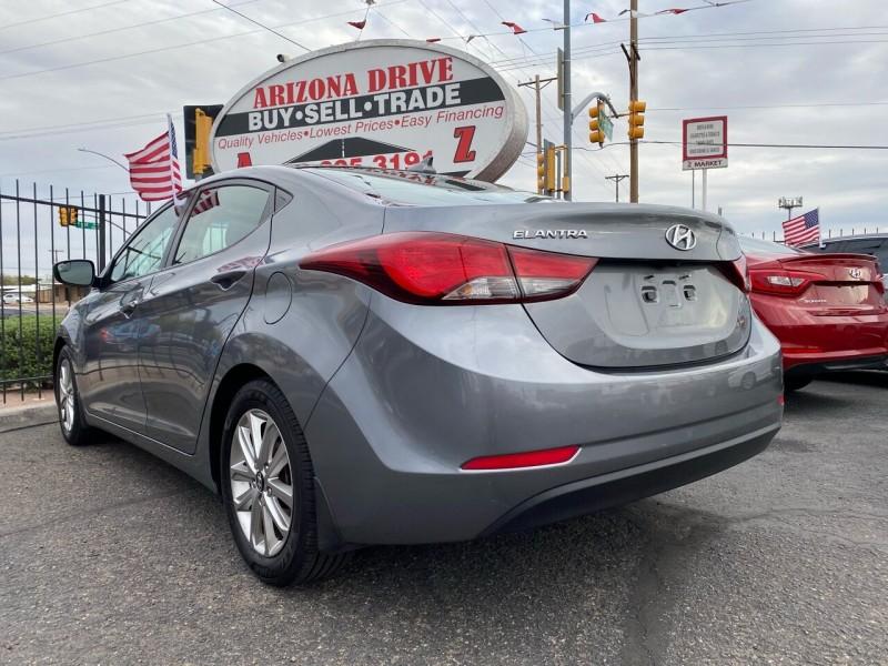 Hyundai Elantra 2016 price $10,999