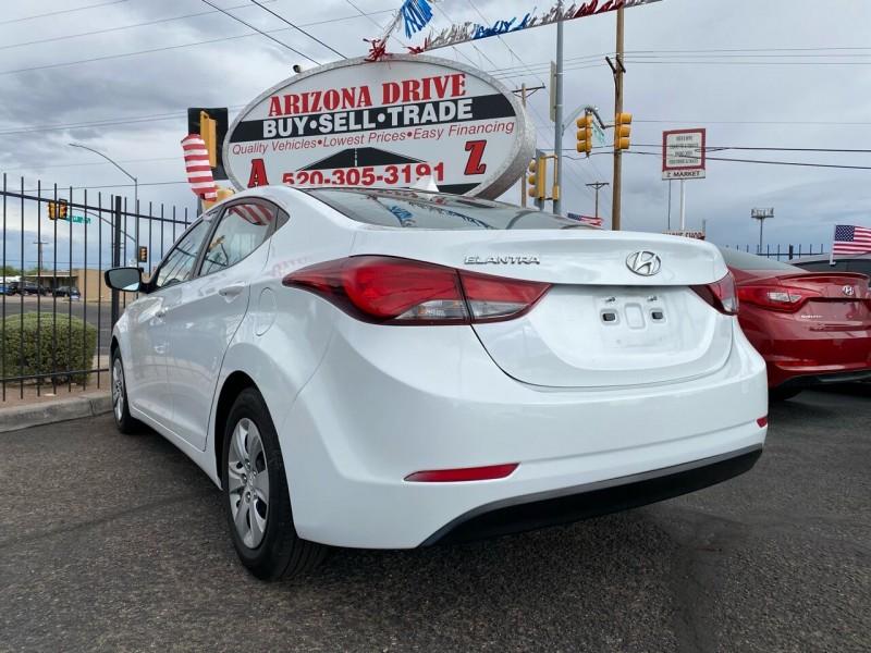 Hyundai Elantra 2016 price $7,999