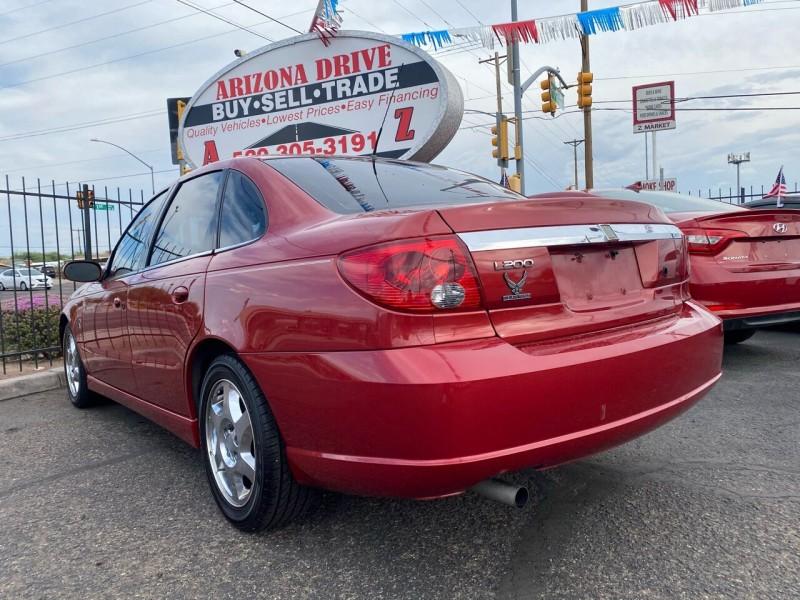 Saturn L-Series 2003 price $3,999