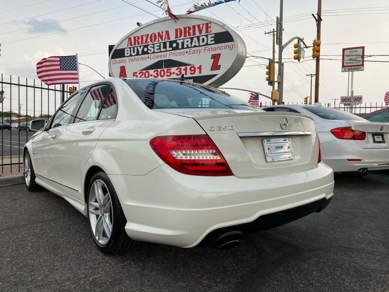 Mercedes-Benz C-Class 2012 price $11,999