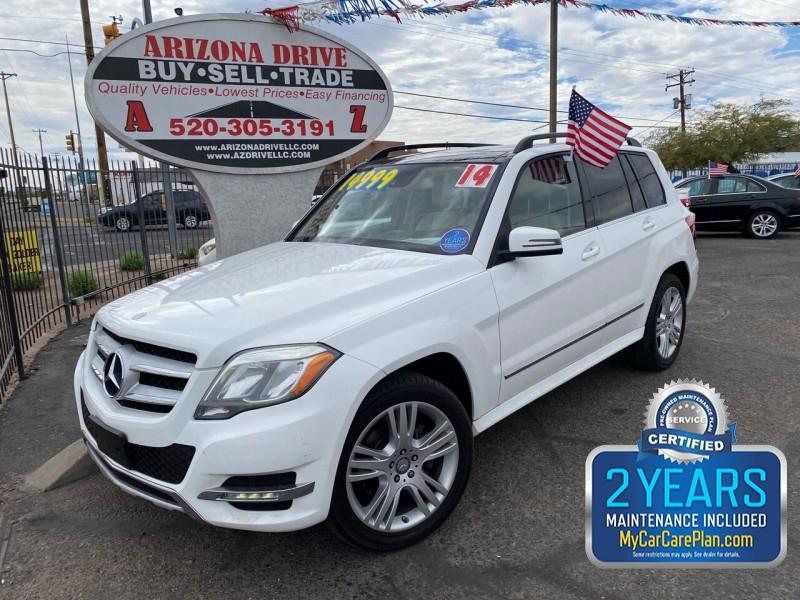 Mercedes-Benz GLK 2014 price $14,999