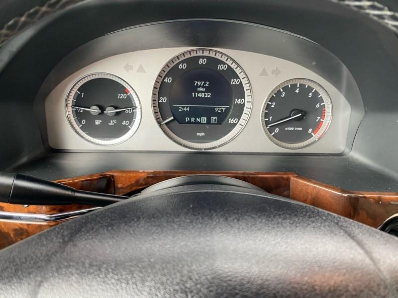 Mercedes-Benz GLK 2011 price $11,999