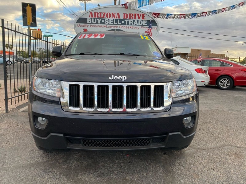 Jeep Grand Cherokee 2012 price $11,999