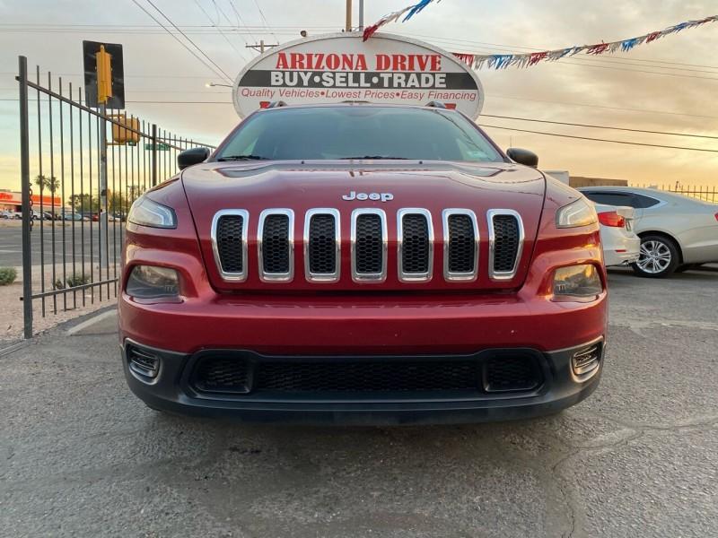 Jeep Cherokee 2016 price $10,999