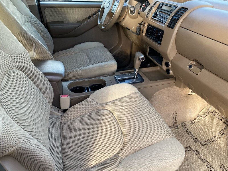 Nissan Frontier 2007 price $10,999