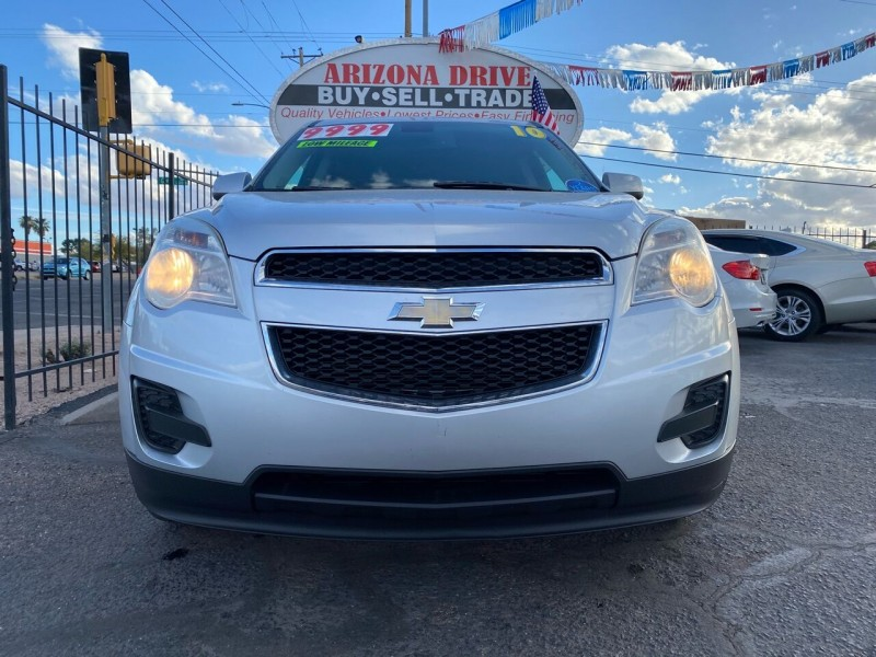 Chevrolet Equinox 2010 price $9,999