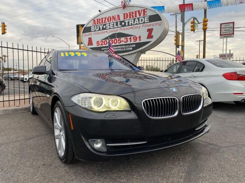 BMW 5 Series 2012 price $11,999