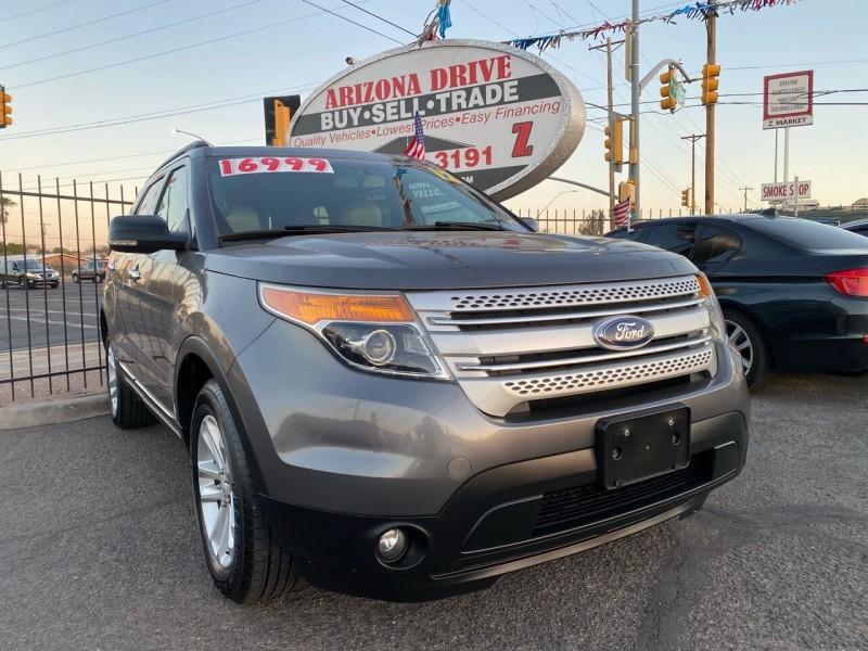 Ford Explorer 2012 price $16,999