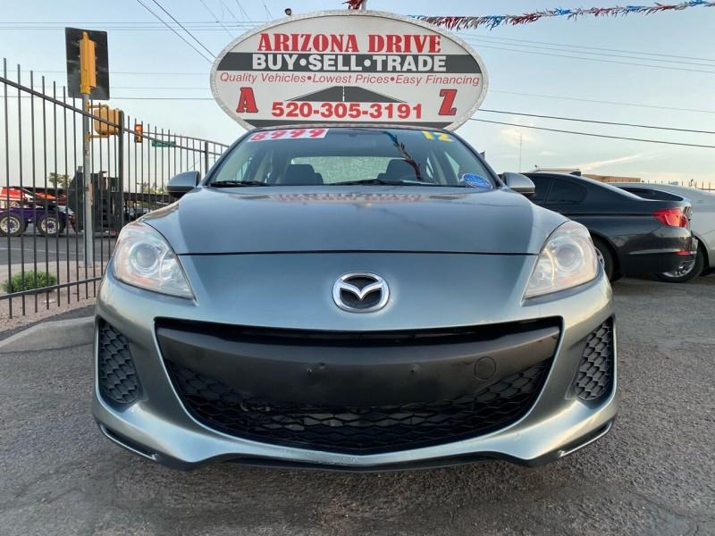 Mazda MAZDA3 2012 price $7,999
