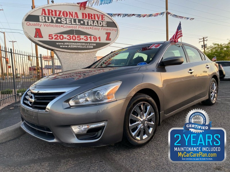 Nissan Altima 2014 price $10,999