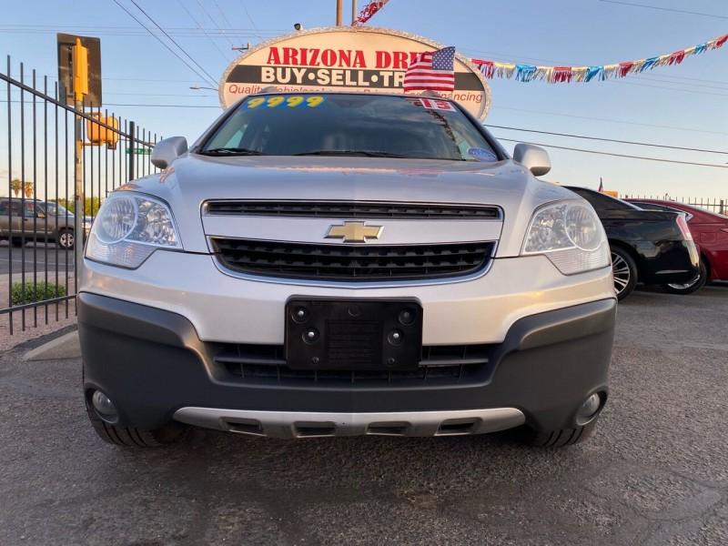Chevrolet Captiva Sport 2013 price $8,999