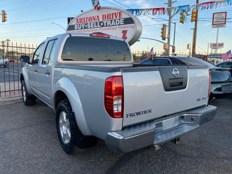 Nissan Frontier 2008 price $13,999